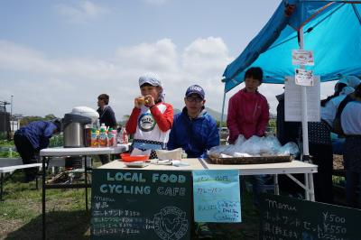 Local Food Cycling CAFE